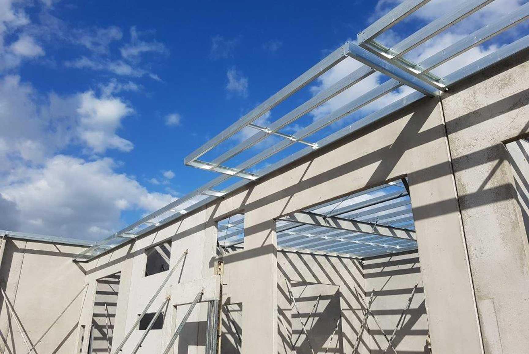 scg engineers - industrial project tilt panel buildings